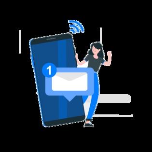 Push Notifications- ICO Listing Online