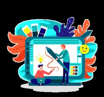 Animated Logo- ICO Listing Online