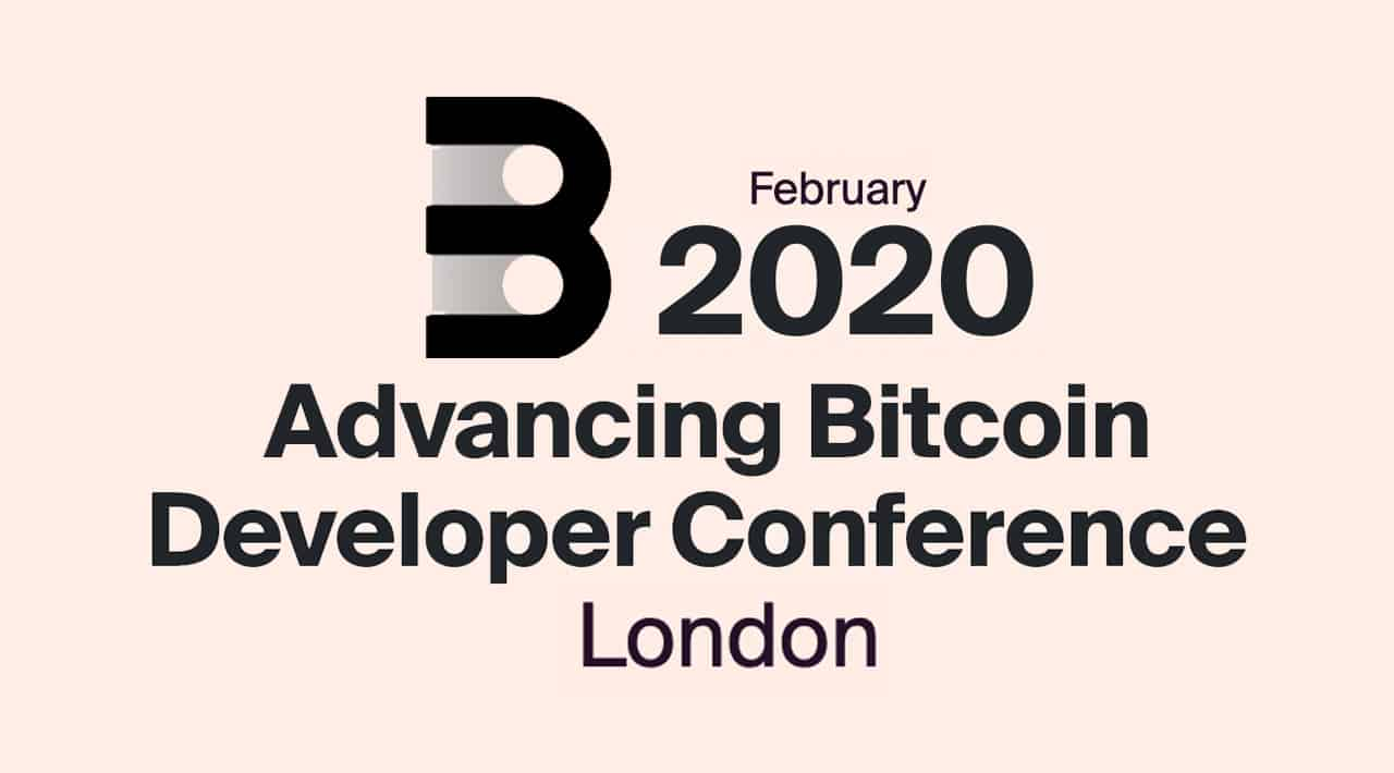 Advancing Bitcoin Developer Conference 2020